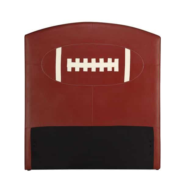All Star Football Twin Headboard