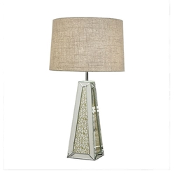 Britt Pyramid Table Lamp