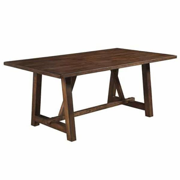 Arendal Trestle Dining Table
