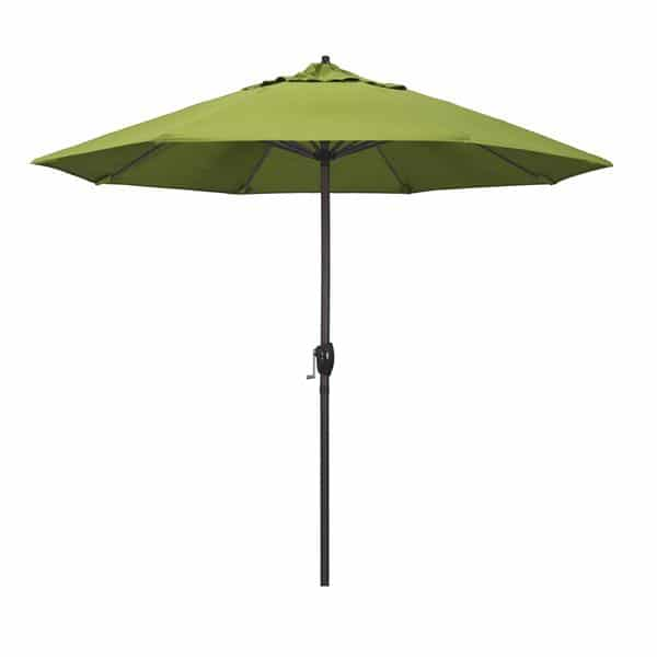 9 Casa Series Patio Umbrella  Sunbrella   Macaw Fabric