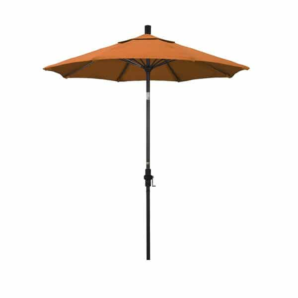 7.5 Sun Master Series Patio Umbrella With Pacifica Tuscan Fabric