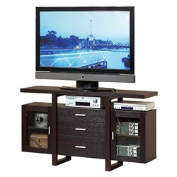 Shea Red Cocoa TV Stand or Buffet