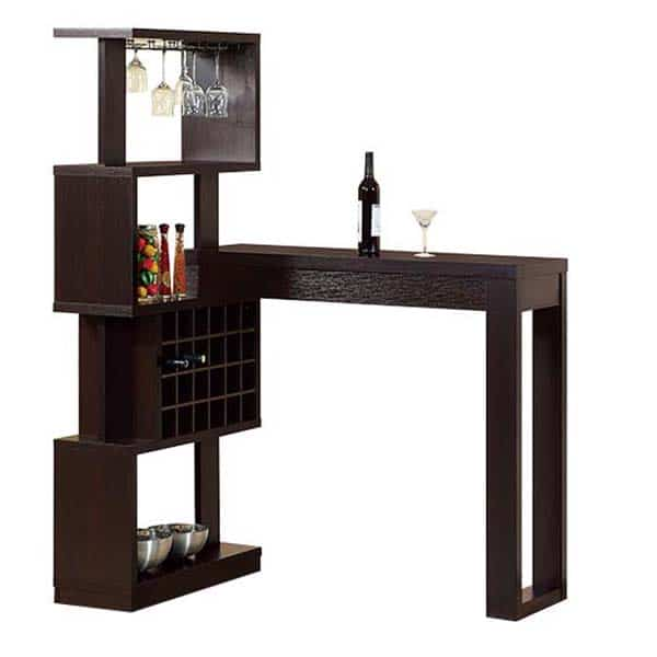 Funky Wine Bar with Table