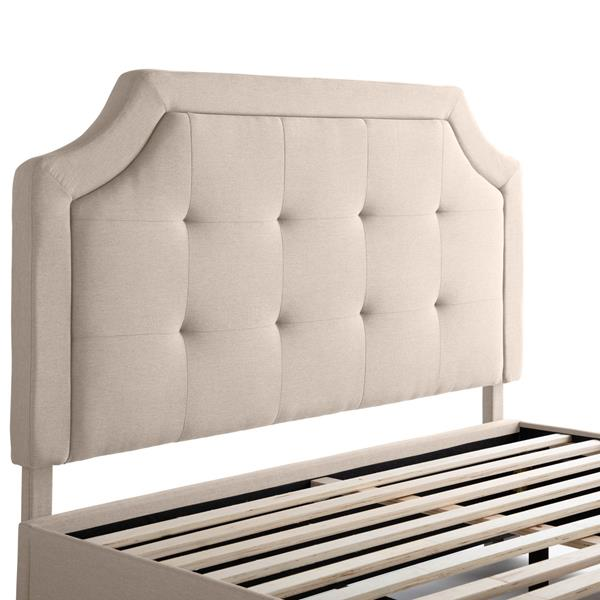 Carlisle Headboard Twin Oat