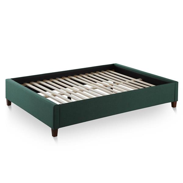 Malouf Eastman Platform Bed Base King Spruce