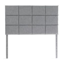 Designer Scoresby Headboard King and California King Stone