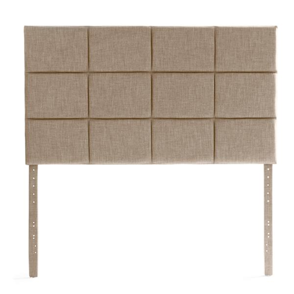 Designer Scoresby Headboard Twin and Twin XL Desert