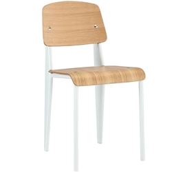Cabin Dining Side Chair - Natural White