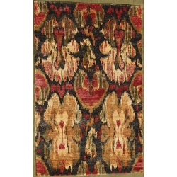 Bongaigaon Hand Knotted Rug 5 x 8