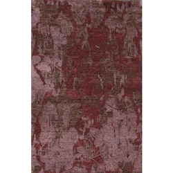 Boudh Hand Knotted Rug 5 x 8