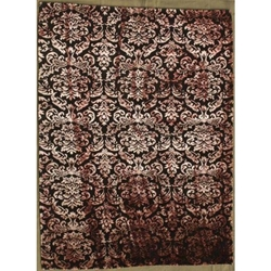 "Burhanpur Hand Knotted Rug 57"" x 710"""
