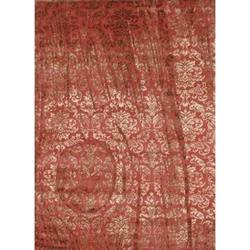 "Buxar Hand Knotted Rug 57"" x 710"""