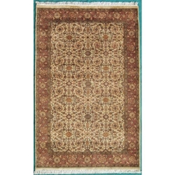 Dantewada Hand Knotted Rug 6 x 9