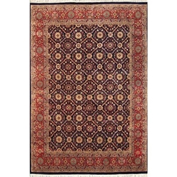 Datia Hand Knotted Rug 6 x 9