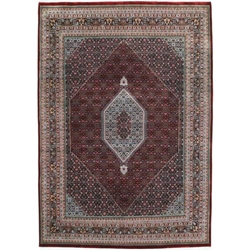Deoria Hand Knotted Rug 6 x 9
