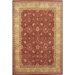 Dhalai Hand Knotted Rug 6 x 9