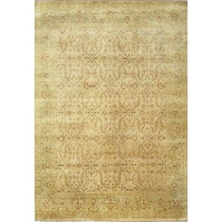 Dhanbad Hand Knotted Rug 6 x 9