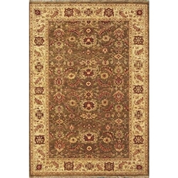 Dhar Hand Knotted Rug 6 x 9