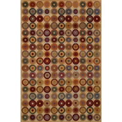 Dindori Hand Knotted Rug 6 x 9