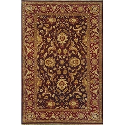 Dungapur Hand Knotted Rug 6 x 9