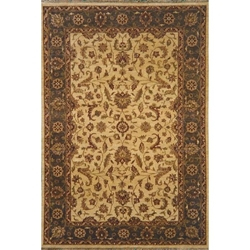 Ernakulam Hand Knotted Rug 6 x 9