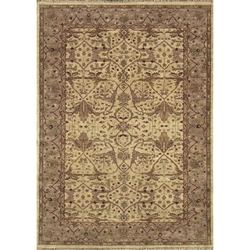 Etah Hand Knotted Rug 6 x 9