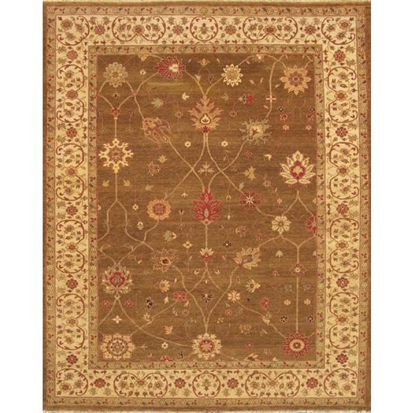 Karur Hand Knotted Rug 8' x 10'