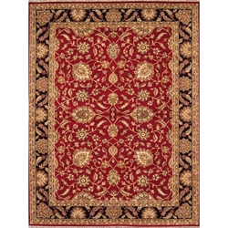 Kolhapur Hand Knotted Rug 9 x 12