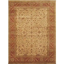 Kollam Hand Knotted Rug 9 x 12