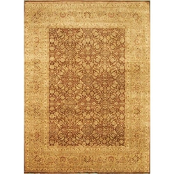 Kottayam Hand Knotted Rug 9 x 12