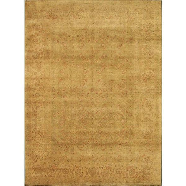 Krishna Hand Knotted Rug 9 x 12