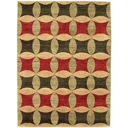 Lahaul Hand Knotted Rug 9 x 12