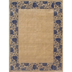 Lalitpur Hand Knotted Rug 9 x 12