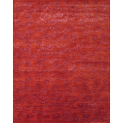 Lucknow Hand Knotted Rug 9 x 12