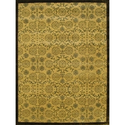 Madurai Hand Knotted Rug 9 x 12