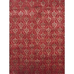 Maharajganj Hand Knotted Rug 9 x 12