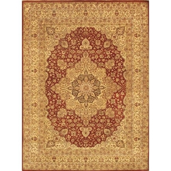 Mahe Hand Knotted Rug 9 x 12
