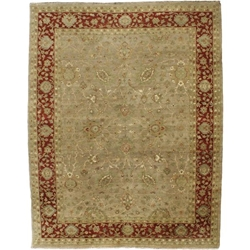 Maldah Hand Knotted Rug 9 x 12