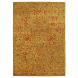 Mon Hand Knotted Rug 10 x 14