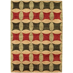 Morena Hand Knotted Rug 10 x 14