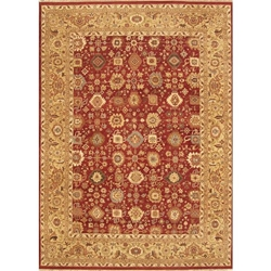 Nagapattinam Hand Knotted Rug 10 x 14