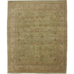 Navsari Hand Knotted Rug 10 x 14