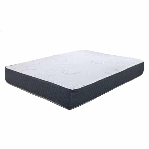 "Carducci 10"" Queen Foam Mattress - Plush"
