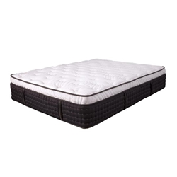 "Lorenzetti 15.5"" Full Innserpring Mattress - Plush"