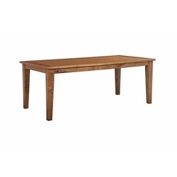 Linville Ridge Brich Wood Dining Table
