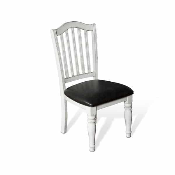 Bourbon County Slatback Chair - French Country