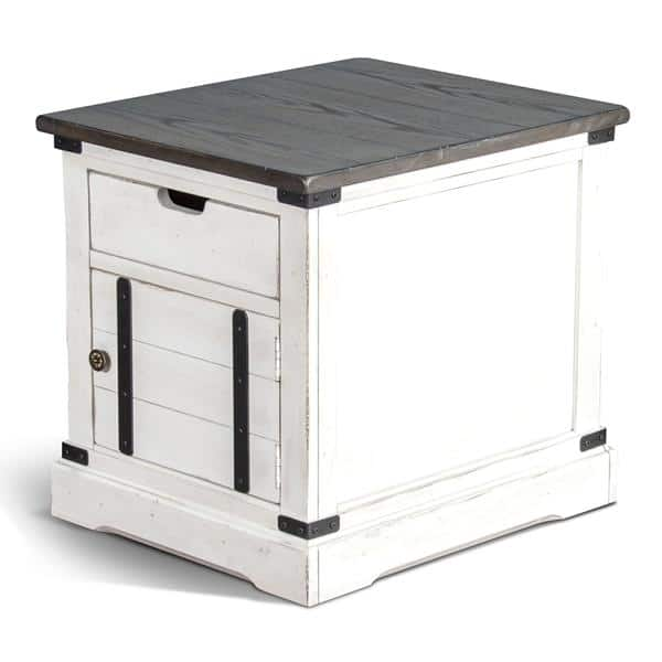 French Country End Table - French Country