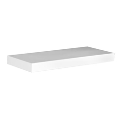 "Chicago Floating Shelf 36"" - White"