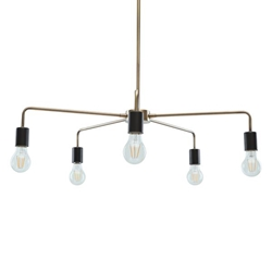 Harston 5-Light Spider Chandelier