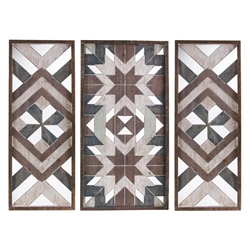 Iralri Decorative Wall Panels – 3PC Set